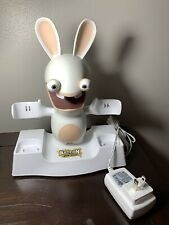 RAYMAN RAVING RABBIDS Wii DUAL Controller Dock Station Charging