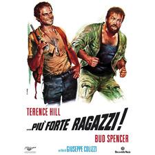 Mustang Entertainment Più Forte Ragazzi (dvd)