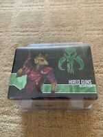 Hired Guns Villiain Pack: Star Wars Imperial Assault - Brand New & Sealed