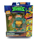Rise of The Teenage Mutant Ninja Turtles Babble Head Motormouth Mikey Free Ship