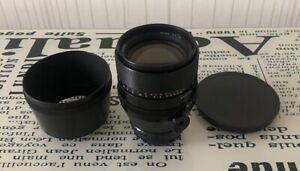 SONNAR 2.8/180mm BLACK Carl Zeiss Jena German lens - ARRI Red One Arriflex PL