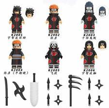 G3-Uzumaki Naruto-Custom Minifigures Gashapon MOC lego-new in blister