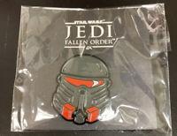 Star Wars - Jedi: Fallen Order -Purge Trooper Pin New