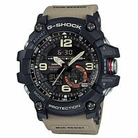 Casio G-Shock GG-1000-1A5 DR Mudmaster Twin Sensor Ana-Digital Men's Watch