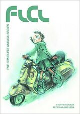 FLCL Complete Manga Series OMNIBUS TPB Dark Horse Comics GAINAX & HAJIME UEDA GN
