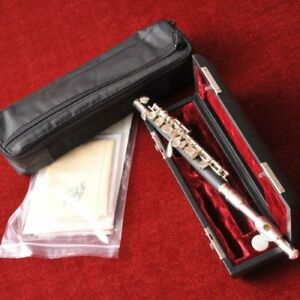 YAMAHA J Michael PC-400 Piccolo Musical Instrument Woodwind Case Japan Tracking