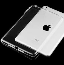 For iPad Mini 1 2 3 4 Shockproof Clear TPU Transparent Back Tablet Cover Case