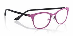 Eyebobs Designer Reading Glasses Irregular Curves 920-45 in Pink 51mm