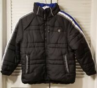 Protection System Youth Boys M 10/12 Black  Jacket Winter Snow Coat