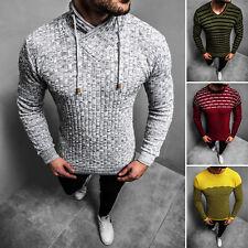 Suéter Sweater chaqueta de punto jersey de punto señores sudadera ozonee 8468 Mix