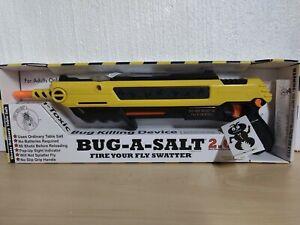 Bug-A-Salt 2.0 Salt Gun Fly Bug Pest BRAND NEW IN BOX