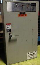 Automatic Transfer Switch w/ Control Panel Enclosure - Asco 940. 100A 240V
