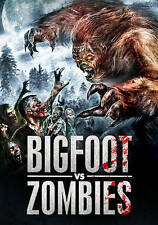 Bigfoot vs. Zombies (DVD, 2016)