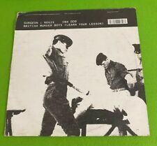 British Murder Boys Learn Your Lesson Vinyl