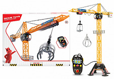 Dickie 201139012 - Construction - Mega Crane - Neu