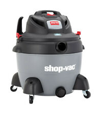 Shop-Vac  16 gal. Corded  Wet/Dry Vacuum  6.5 hp 120 volt Gray  27 lb. 1 pc.