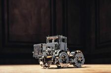 Time for Machine Mechanical Metal 3D Puzzle HOT TRACTOR Model assembly