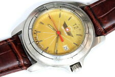 Swiss air force ETA stainless steel mens watch - 113477