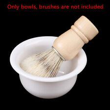 Men's Shaving Bowl Soap Mug Cup Face Cleaning Tools Barber Shaving Brush Bow_yk