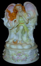 Seraphim Classic #84408 ~ The Angel of Love ~ With Stand ~ Retired ~ Mint! ~