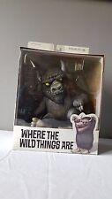 2000 McFarlane Toys Where The Wild Things Are Bernard Storybook Figure w/Box