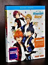 Ensemble Stars (Blu-ray/DVD, 2020) NEW anime private academy raises male idols