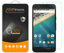 Supershieldz Ballistic [Tempered Glass] Screen Protector Saver For LG Nexus 5X