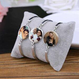 Personalised Photo  Bracelet For Women Fashion Jewellery