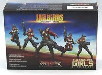 Raging Heroes 21536 Coyote Crew Troops (Jailbirds) Female Infantry Commandos