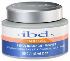 IBD LED/UV Builder Gel 2oz/56g Natural II Natural 2 AUTHENTIC 100%
