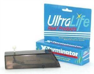 ULTRALIFE X TERMINATOR REEF MANTIS SHRIMP TRAP PLASTIC. IN THE USA
