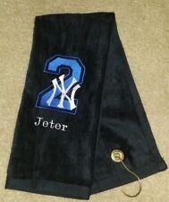 Derek Jeter Yankees #2 Golf towel