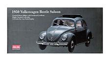Sunstar / Sun Star 1950 VW Volkswagen Kafer Saloon Grey Rag Top H5202 1/12