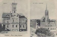 73562 - Penkun mit Rathaus im Landkreis Vorpommern - Greifswald 1929