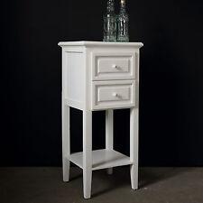 Telefontisch Konsole Tisch weiß Shabby chic Beistelltisch Landhaus Rosalind Holz