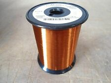AWG 42 HEAVY FORMVAR Copper Magnet Wire / Weight 1.27 lbs