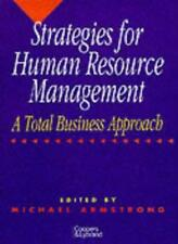 Strategies for Human Resource Management: A Total Business Approach (Coopers .