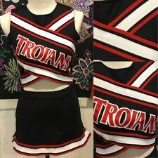 Real Cheerleading Uniform Adult S Trojans