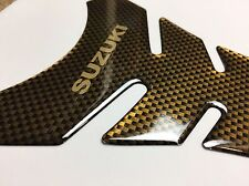 Gold Edition Motorbike Motorcycle Tank Pad Protector Suzuki Bandit GSF GSXR etc