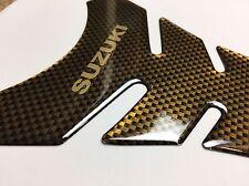 Tanque De Motocicleta Moto Edición Oro Pad Protector Suzuki Bandido Gsf Gsxr Etc
