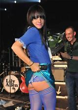 Lily Allen Hot Glossy Photo No12