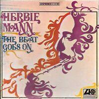 Herbie Mann The Beat Goes On - Atlantic 1483 4-Track 3 3/4 ips Reel to Reel Tape