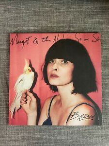 Margot & The Nuclear So and So's Buzzard (2021 Repress - Clear)