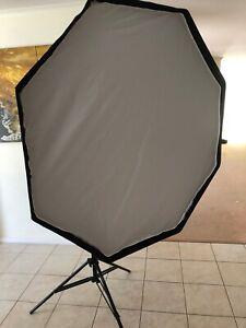 "PiXAPRO 120cm (47.2"") Octagonal Easy-open Umbrella Softbox"