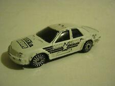 Maisto - Tonka White Sheriff Patrol Car, fair condition  (EB6-17)