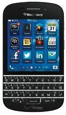 BlackBerry Q10 - 16GB - Black (Verizon)  Touchscreen 4G LTE Smartphone QWERTY