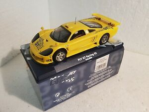 QQ 07022 FLY 04 Raging Saleen Yellow GB Track By fly