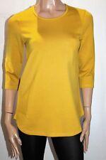 LILY WHYT Designer Mustard 3/4 Sleeve Top Size 10 BNWT #SP07