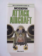 An Illustrated Guide to Modern Attack Aircraft - Color Photos, 156 pages