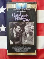 NEW Only Angels Have Wings (VHS, 1939)  Cary Grant, Jean Arthur, Rita Hayworth